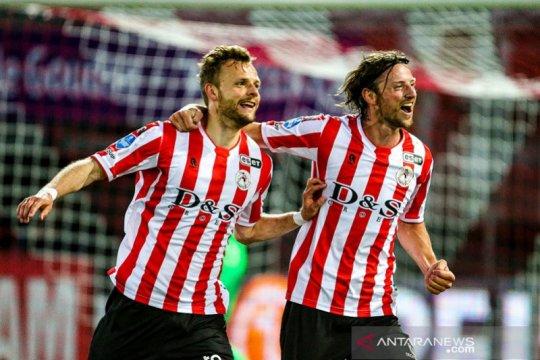 Sparta Rotterdam kikis asa Vitesse dekati zona Liga Champions