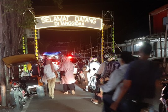 "Warga padati lokasi ""tumbilotohe"" di Kota Gorontalo"