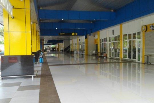 Larangan mudik, hanya Garuda yang terbang di Bandara Ternate