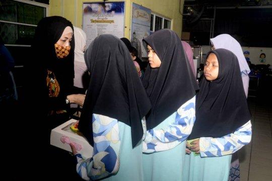 Program amal komunitas di Kuala Lumpur saat Ramadhan