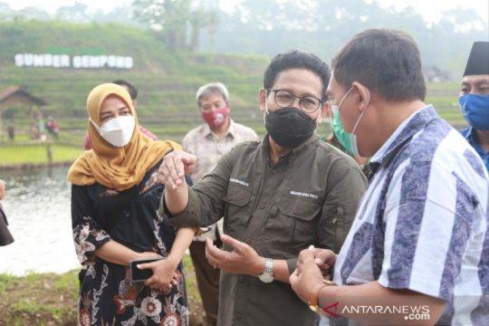 Desa wisata diminta terapkan protokol kesehatan jelang libur Lebaran