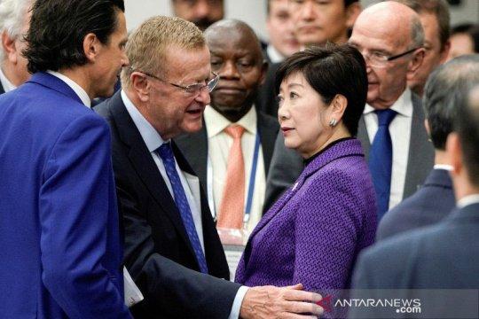 Wakil presiden IOC yakin Olimpiade Tokyo tetap berjalan