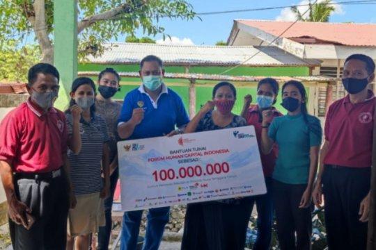 Disdikbud NTT apresiasi FHCI-BUMN bantu perbaikan sekolah rusak