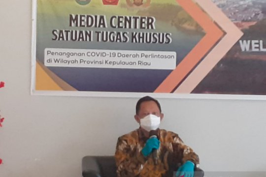 Mendagri Sebut Sumut dan Riau harus siap terima PMI