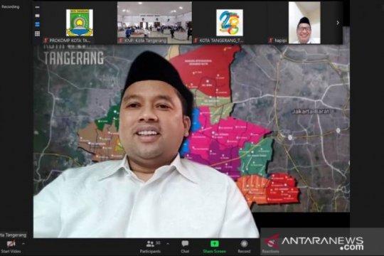 KNPI Kota Tangerang gelar festival bedug jaga kreativitas pemuda