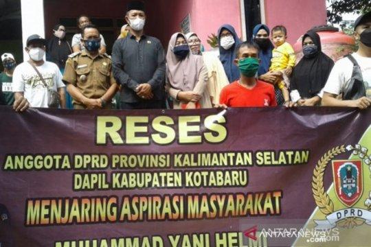 Masyarakat diajak jaga kelestarian hutan Sigam Kotabaru
