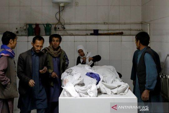 Korban ledakan di sekolah Afghanistan bertambah jadi 58