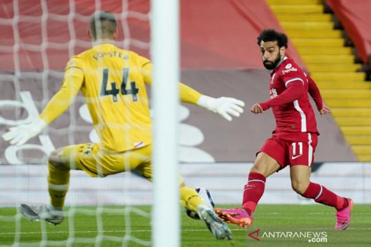 Mohamed Salah dikeluarkan dari skuad Olimpiade Mesir