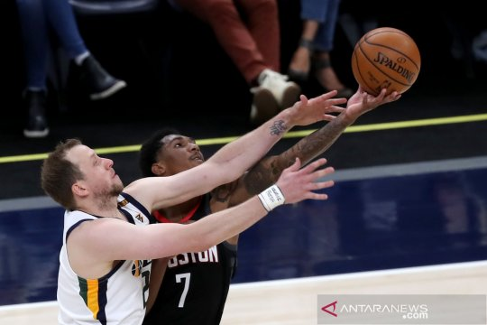 NBA : Utah Jazz vs Houston Rockets