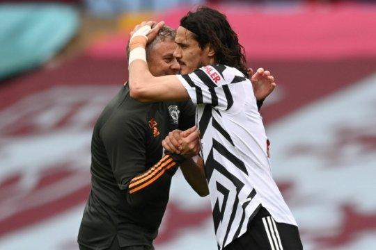 Man United bangkit untuk menang 3-1 di markas Aston Villa