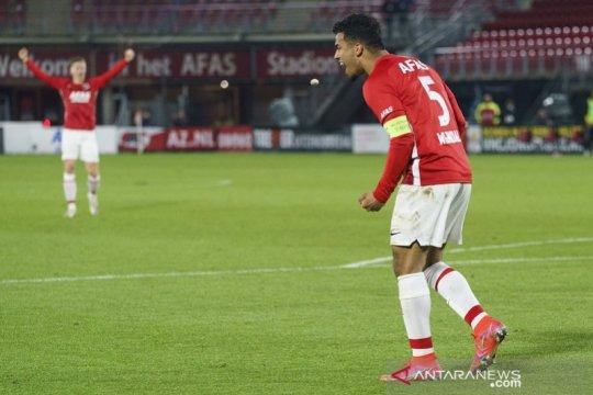 AZ Alkmaar tembus zona Liga Champions seusai atasi Fortuna Sittard