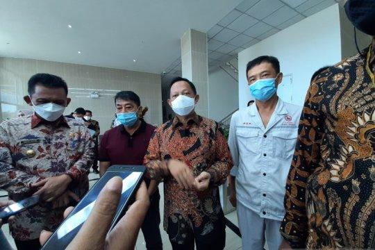 Mendagri minta PT BAI di Bintan berdayakan pekerja lokal