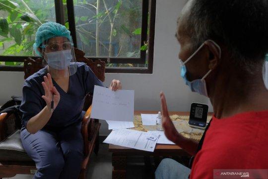 9 juta lebih warga Indonesia telah selesai jalani vaksinasi COVID-19