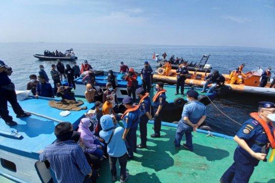 Patroli laut Kemenhub gagalkan pemudik dari Jakarta