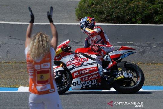 Indonesian Racing berharap konsisten di Grand Prix Prancis