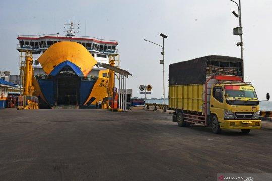 Kemenhub sesuaikan jumlah angkutan penyeberangan di Merak-Bakauheni