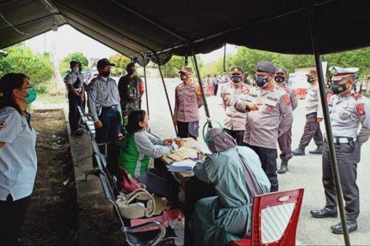 Masyarakat pulang kampung ke Kalimantan Tengah disuruh kembali