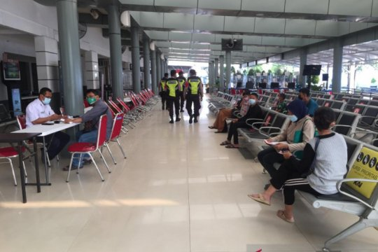 KAI berangkatkan 5.000 penumpang selama empat hari larangan mudik