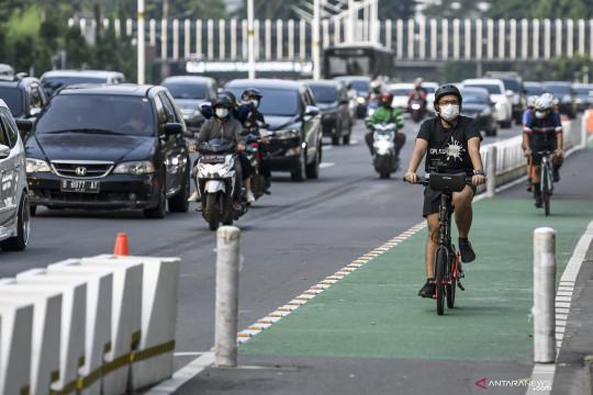 Polda Metro Jaya susun prosedur tilang sepeda