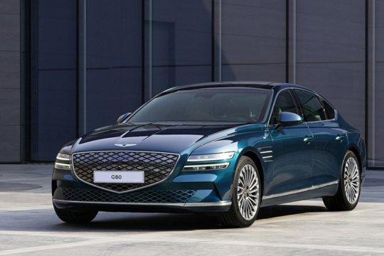 Hyundai masuki persaingan segmen mewah Eropa