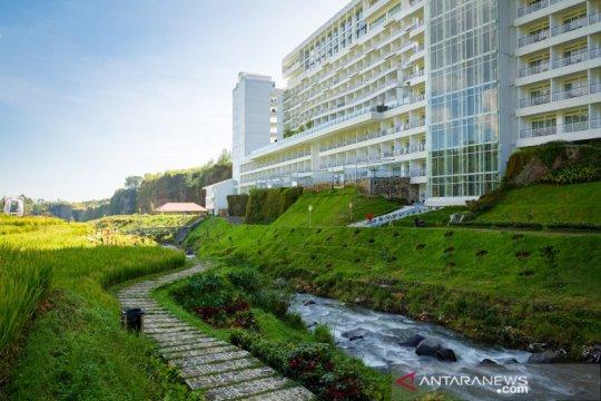 PHRI Cianjur: Tingkat hunian hotel dan kunjungan wisata kembali turun