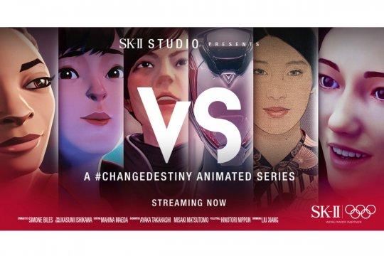 """""""VS"""", serial animasi diangkat dari kisah nyata atlet Olimpiade"""