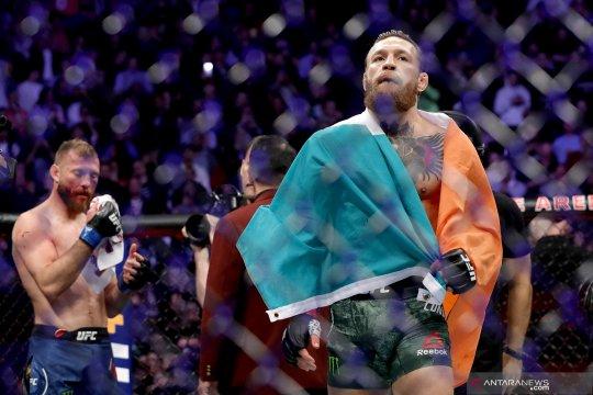 Conor McGregor pertimbangkan beli Celtic atau Manchester United