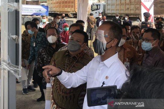 Pemerintah komitmen percepat pembangunan kawasan industri halal