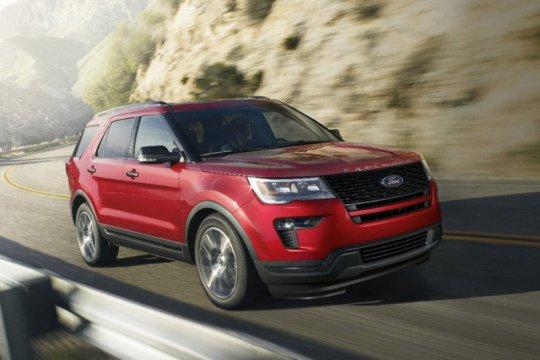 Ford tarik lebih 600.000 Explorer