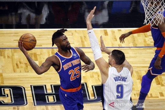 Derrick Rose memacu kemenangan Knicks atas Clippers