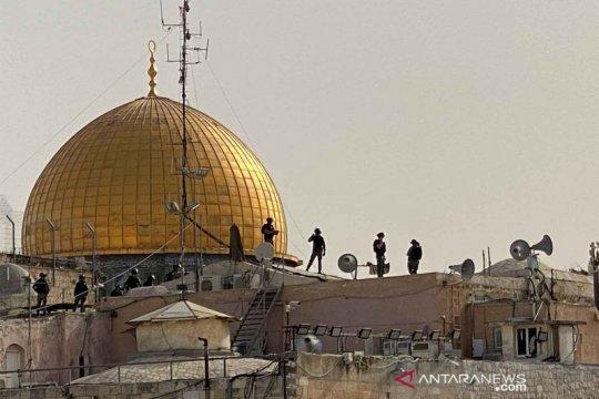 Anggota DPR RI: Serangan Israel ke Masjid Al-Aqsa kejahatan HAM