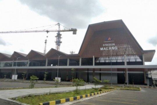 Stasiun Malang Kota Baru mulai uji coba operasional