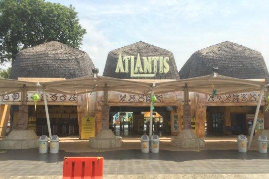 Ancol  terapkan tes GeNose bagi pengunjung wahana pemandian Atlantis