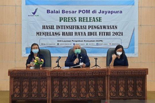 BBPOM Jayapura: Tak ada takjil berbahaya selama pengawasan
