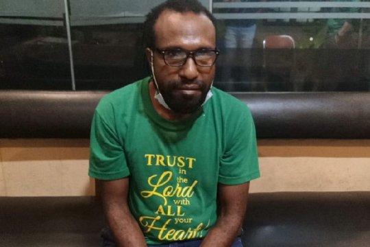 Kapolda Papua sebut Victor Yeimo sempat lari ke PNG