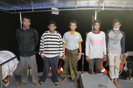 KKP bebaskan lima nelayan Indonesia yang ditangkap aparat Malaysia
