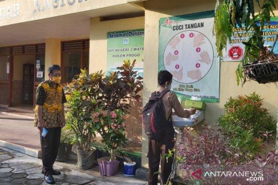 Pemkab Kulon Progo uji coba pembelajaran tatap muka setelah Lebaran