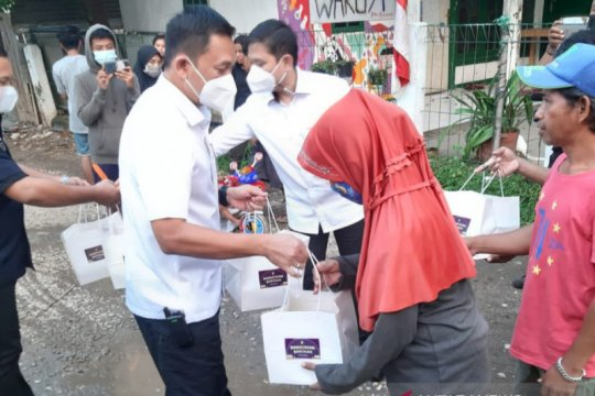 Ditreskrimsus Polda Metro bantu korban gusuran di Pancoran