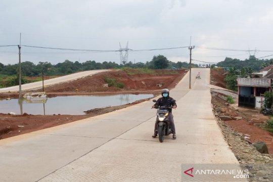 Bupati Bogor dorong Bojonggede-Kemang berstatus jalan nasional