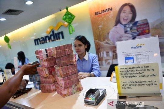 Bank Mandiri restrukturisasi kredit 439.629 ribu debitur hingga Juni