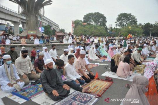Kemenag Palembang sebut hanya 30 kelurahan boleh shalat id di masjid