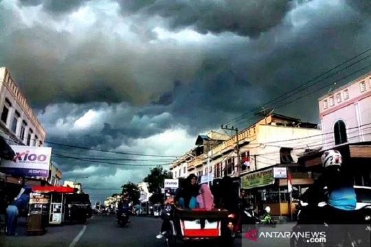 BMKG: Waspadai cuaca ekstrem saat Lebaran di Sumsel