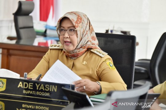 "Bupati Bogor larang ASN gelar ""open house"" di momen lebaran"