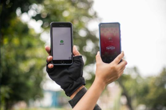 Investasi Telkomsel ke Gojek diprediksi tingkatkan saham TLKM