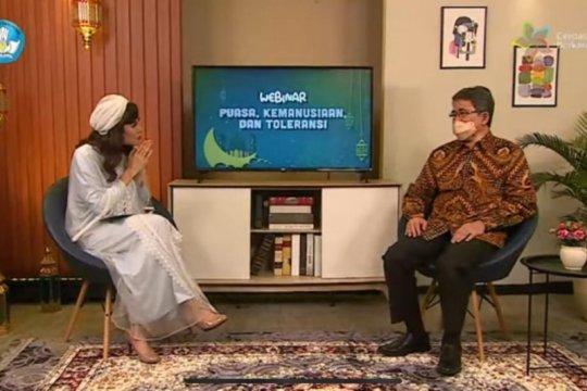 Nadiem ajak insan pendidikan wujudkan Indonesia bebas intoleransi