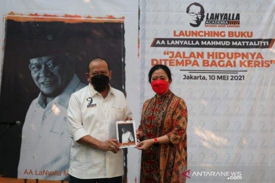Puan berikan pesan dalam peluncuran buku LaNyalla