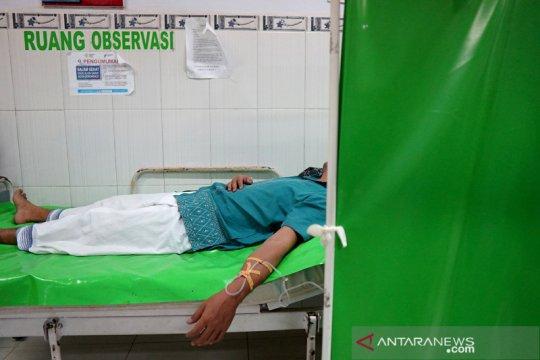 Ratusan warga binaan Lapas Gorontalo keracunan