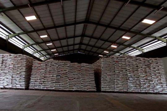 Pengadaan gabah Bulog Banyumas capai 9.892 ton