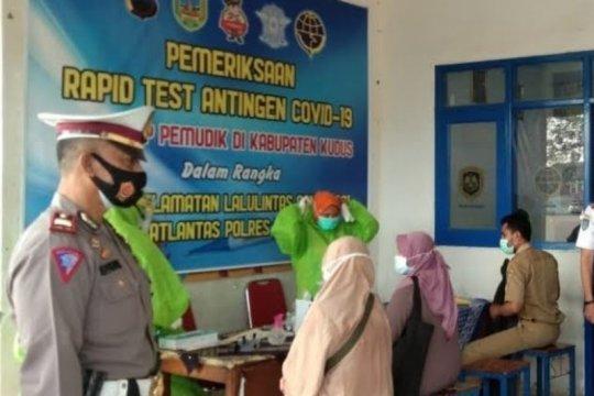 Bupati Hartopo sebut 635 orang mudik ke Kabupaten Kudus