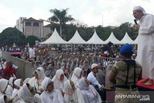 Jenazah Tengku Zulkarnain dimakamkan di Pekanbaru
